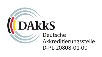 """Verlängerung Der Akkreditierung Im Bereich """"Ermittlung Von Geräuschen"""" Durch Die DAkkS Auf Unbestimmte Zeit"""