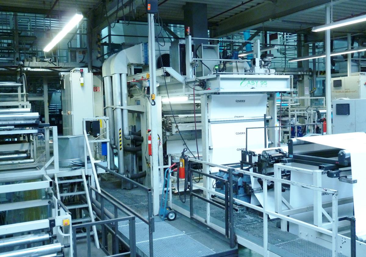 Genehmigung Für Den Betrieb Einer Rotationsdruckmaschine